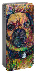 Sam The Dog Portable Battery Charger