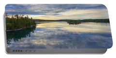 Sambro Basin I Nova Scotia Portable Battery Charger by Heather Vopni