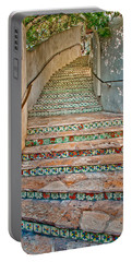 San Antonio Riverwalk Stairway Portable Battery Charger