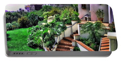 San Clemente Estate Backyard Portable Battery Charger