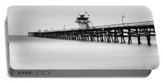 San Clemente Pier Portable Battery Charger