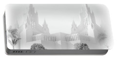 San Diego Lds Temple Portable Battery Charger