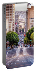 San Fran Cable Car Portable Battery Charger