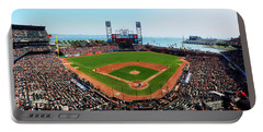 San Francisco Ballpark Portable Battery Charger