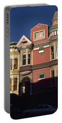 San Francisco Haight Ashbury - Photo Art Portable Battery Charger