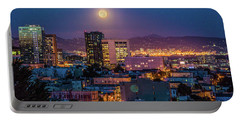 San Francisco Moonlight Portable Battery Charger