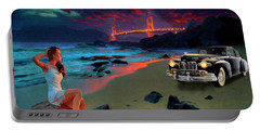 San Francisco Sunrise Portable Battery Charger