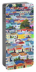 San Francisco Urban Houses 20170901 Tall Portable Battery Charger