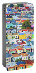 San Francisco Urban Houses 20170901 Portable Battery Charger