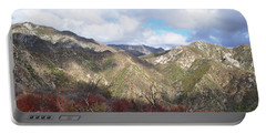 San Gabriel Mountains National Monument Portable Battery Charger