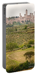 San Gimignano II Portable Battery Charger