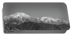 San Gorgonio Mountain-1 2016 Portable Battery Charger