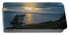 San Juan Island Sunset Portable Battery Charger