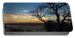San Luis Valley Sunset - Colorado Portable Battery Charger