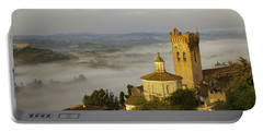 San Miniato Portable Battery Charger by Brian Jannsen