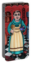 San Pascual Paschal Portable Battery Charger