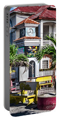 San Pedro Town Plaza Portable Battery Charger
