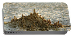 Sand Castle Portable Battery Charger