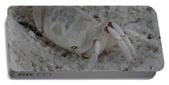 Sand Crab Portable Battery Charger