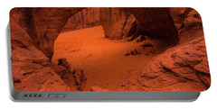 Sand Dune Arch - Arches National Park - Utah Portable Battery Charger