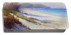 Sand Dunes Port Stephens Nsw Portable Battery Charger