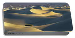 Sand Dunes Sunrise Portable Battery Charger