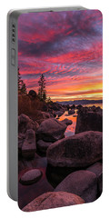 Sand Harbor Beach Portable Battery Charger