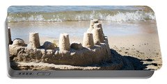 Sandcastle  Portable Battery Charger
