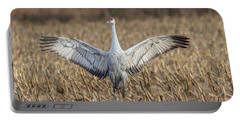Sandhill Crane 2017-5 Portable Battery Charger