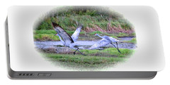 Sandhills - Poetry In Motion Portable Battery Charger