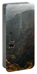 Sandia Peak Cable Car Portable Battery Charger