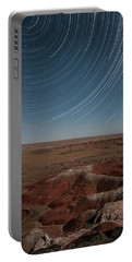 Portable Battery Charger featuring the photograph Sands Of Time by Melany Sarafis