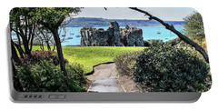 Sandsfoot Castle Weymouth Uk Portable Battery Charger
