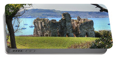 Sandsfoot Castle With Portland Portable Battery Charger