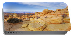 Sandstone Wonders Portable Battery Charger