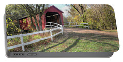 Sandy Creek Covered Bridge Portable Battery Charger
