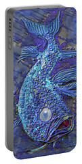 Sandy Fish Portable Battery Charger
