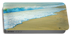 Sandy Hook Beach, New Jersey, Usa Portable Battery Charger