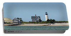 Sandy Neck Light Early June Portable Battery Charger