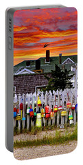 Sandy Neck Sunset Portable Battery Charger