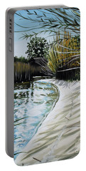 Sandy Reeds Portable Battery Charger