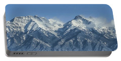 Sangre De Cristo Fourteeners Portable Battery Charger