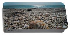 Sanibel Island Sea Shell Fort Myers Florida Portable Battery Charger