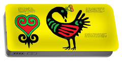 Sankofa Knowledge Portable Battery Charger