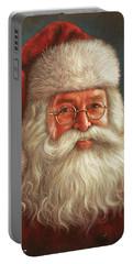 Santa 2017 Portable Battery Charger