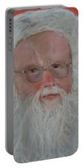 Santa Portable Battery Charger