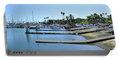 Santa Barbara Marina Portable Battery Charger