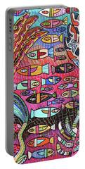 Santa Catalina Island Reef  Portable Battery Charger