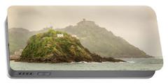 Santa Clara Island Portable Battery Charger