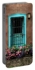 Santa Fe Door #1 Portable Battery Charger